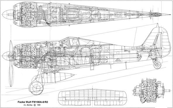 заводские чертежи и схемы fw 190 торрент